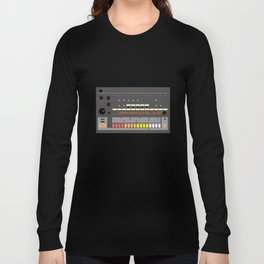 Nothing Sounds Quite Like An 808 Long Sleeve T-shirt