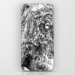 Octopus VI iPhone Skin