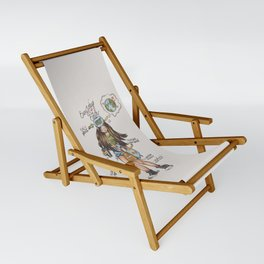 ECO-FRIENDLY TIPS Sling Chair