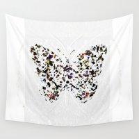 broken Wall Tapestries featuring Broken by J.Lauren