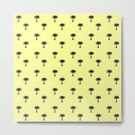 Palmetto 5-palms,drupe,sabal,swamp,cabbage,abanico,drupa,palmera Metal Print