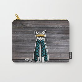 Gato Cholo - Kitty Cat Carry-All Pouch