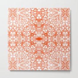 Lace variation 03 Metal Print