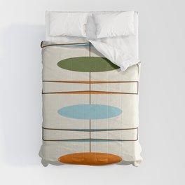 Mid-Century Modern Art 1.2 Comforters