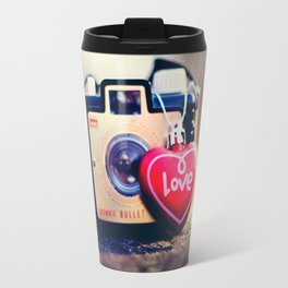 brownie love Travel Mug