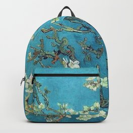 almond blossom van gogh Backpack