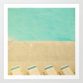 Dip Art Print