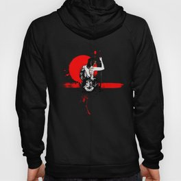 Trash Polka - Female Samurai Hoody