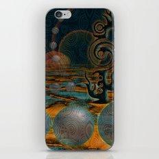 The Black Moon iPhone & iPod Skin
