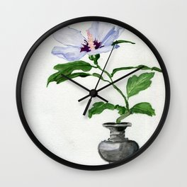 Sweet Simplicity Wall Clock