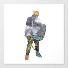 Defender Canvas Print