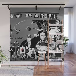 LOST IN TIME Wall Mural