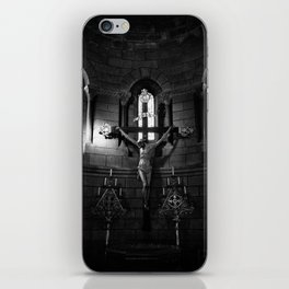 Cathedrale De Monaco - Saint Nicholas Cathedral II iPhone Skin