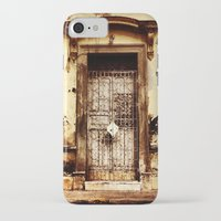merida iPhone & iPod Cases featuring Merida Puerta by Ken Seligson