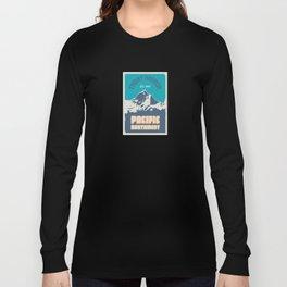 Friday Harbor. Long Sleeve T-shirt