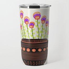 Floral vibes VIII Travel Mug