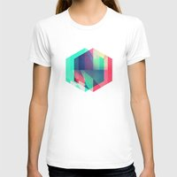 spires T-shirts featuring hyx^gyn by Spires