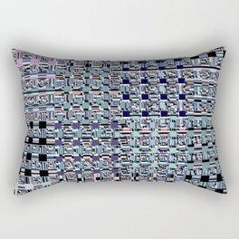 Differences Rectangular Pillow