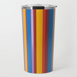 Summer Beach Travel Mug