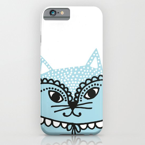 Katze #1 iPhone & iPod Case