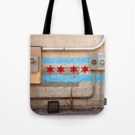 Chicagoland Tote Bag