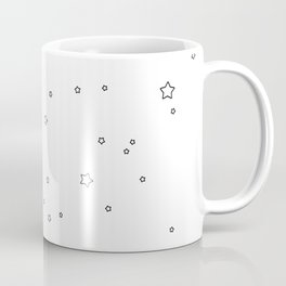 Space Cat- Transparent Coffee Mug
