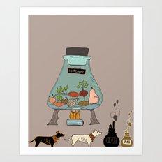 Heirloom Art Print