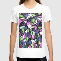 wonderland T-shirts featuring WONDERLAND by JESSIE WEITZ