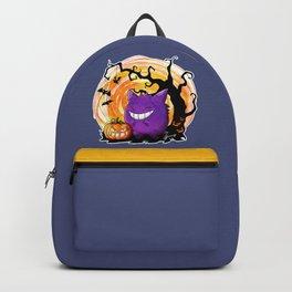 Happy Halloween Gengar Backpack
