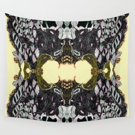 Lace Wing Wall Tapestry
