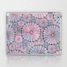 Abstract Floral Circles 3 Laptop & iPad Skin