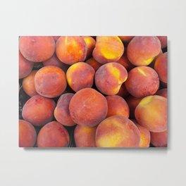Just a few peaches Metal Print