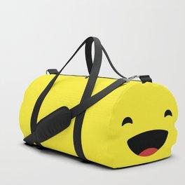 Laugh Out Loud Emoji / Smiley Duffle Bag