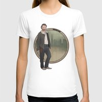 grimes T-shirts featuring Rick Grimes by Pikeymin