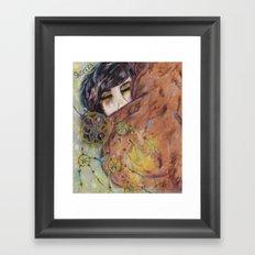 Out of the war Framed Art Print