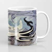 calendar Mugs featuring The Calendar Pact by Art Fitzgerald