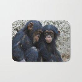 Chimpanzee 002 Bath Mat