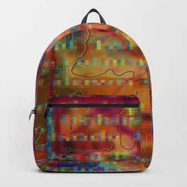 Teleprompted Backpack