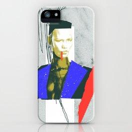 Grace Jones iPhone Case