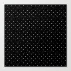 Gramophone Black - Graviola Filmes Canvas Print