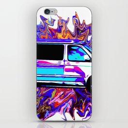 I Love My Campervan iPhone Skin