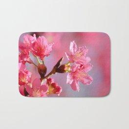 Plum Blossom 2 Bath Mat