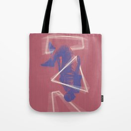 The Pyrotechnician Zacarias (based on the story of Murilo Rubião) Tote Bag