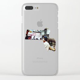 The Paramount Clear iPhone Case