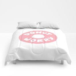 Donut Worry Comforters