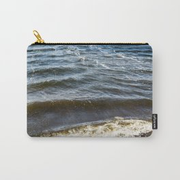 Lake Water Waves 3 Carry-All Pouch