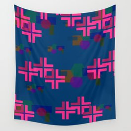 """Shapely"" Wall Tapestry"