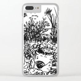 La Florista de Valpo Clear iPhone Case