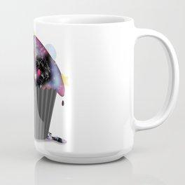 Galaxy Cupcake Coffee Mug