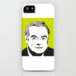 Gough Pops Green iPhone Case